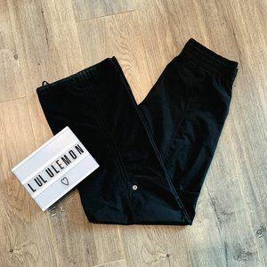 LULULEMON Seek the Peak pants black 6